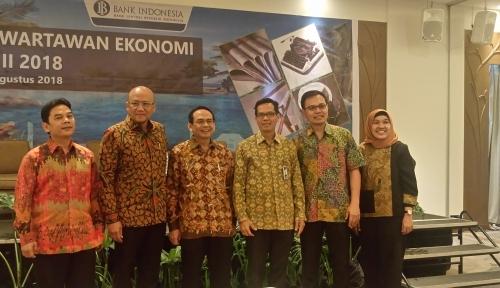 Foto BI: Ekonomi Sulut Jauh dari Potensinya