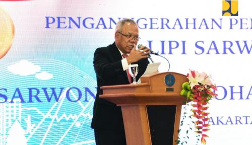 Foto Sebut Tol 'Kerupuk', Menteri PUPR 'Kesal'?