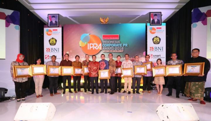 Foto Berita Ini Peraih Indonesia Corporate PR Award 2018