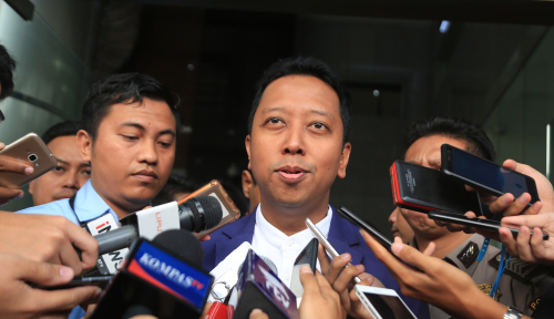 Foto PPP Muktamar Jakarta Bertekad Satukan PPP Punya Romi
