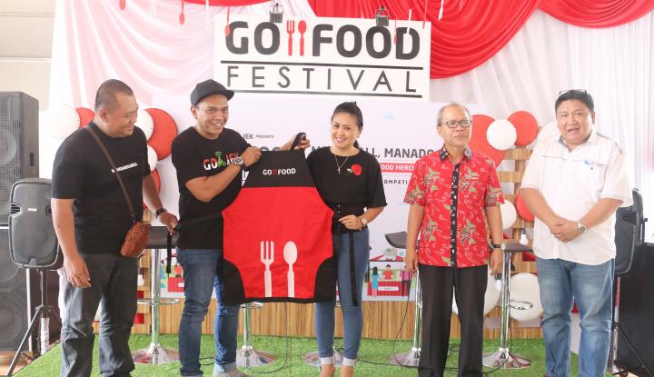 Foto Berita Go-Jek Gandeng UMK Manado dengan Gelar Go-Food Festival