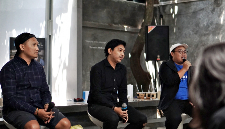 Foto Berita Moka Dukung UKM di Yogyakarta Lewat A Cup of Moka