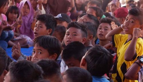 Foto 45, 5 Persen Anak Jakarta Kena Saluran Pencernaan, Apalagi dari Daerah?