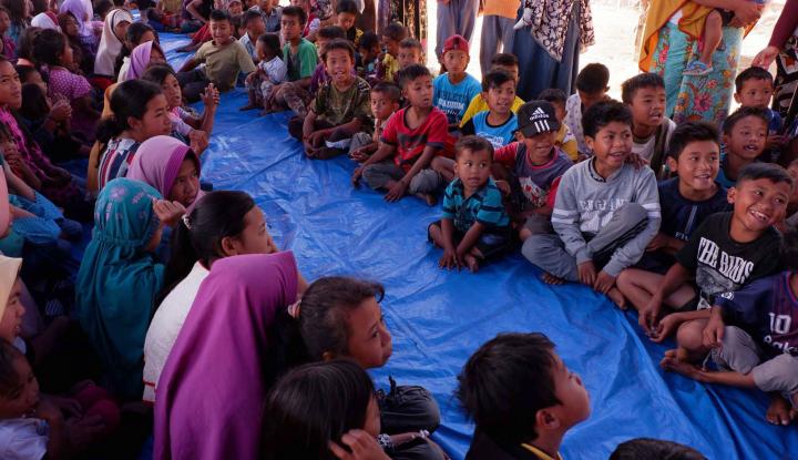 Foto Berita LDP Berikan Dukungan untuk Lombok