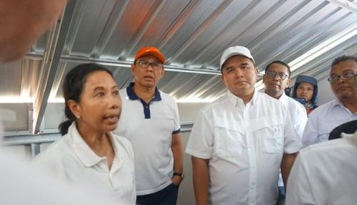 Foto Rini Soemarno Ajak Masyarakat Gunakan BBM Ramah Lingkungan