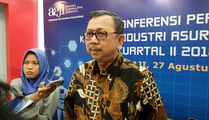 Foto Berita Pendapatan Asuransi Jiwa Turun 22,9% di Kuartal II 2018