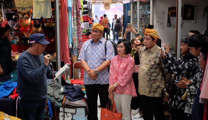 Foto Berita Danamon Peduli Jalankan Program Pasar Sejahtera di Magelang