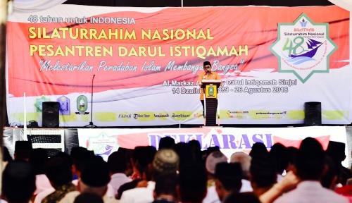 Foto Sumarsono Ikut Deklarasi Damai Indonesia di Sinjai
