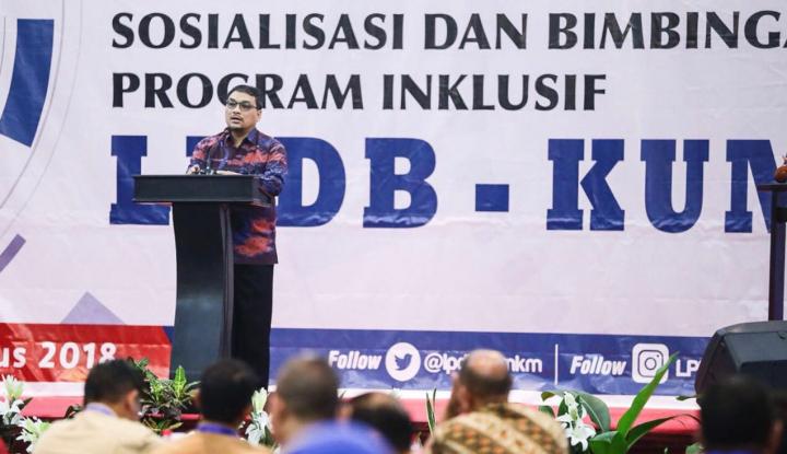 Foto Berita Kuartal III-2018, 50% Dana Bergulir LPDB-KUKM Ditarget Tersalurkan