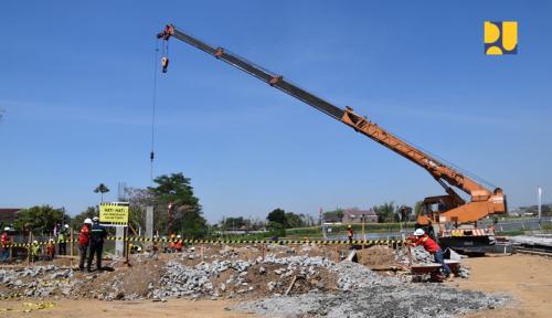 Foto Kemen-PUPR Mulai Pembangunan 2 Bendungan di Jateng
