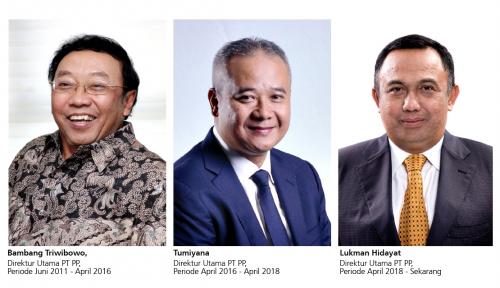 Foto 3 Babak Kepemimpinan PTPP Menuju Asean Class Company
