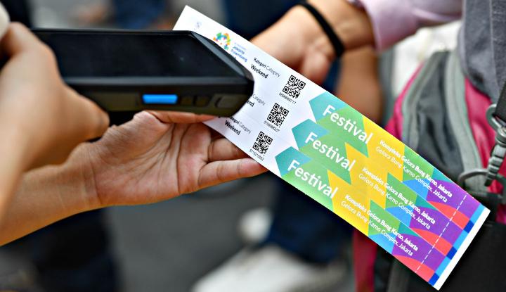 Foto Berita Harga Tiket Penutupan Asian Games Rp2 Juta, Tetap Saja Ludes..
