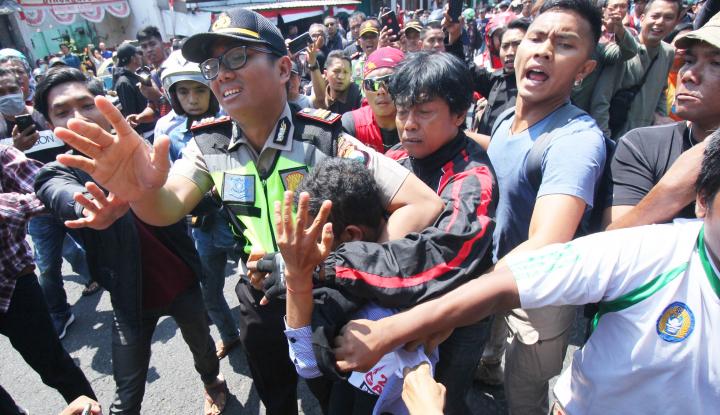 Foto Berita Gerakan #2019GantiPresiden Berpotensi Makar