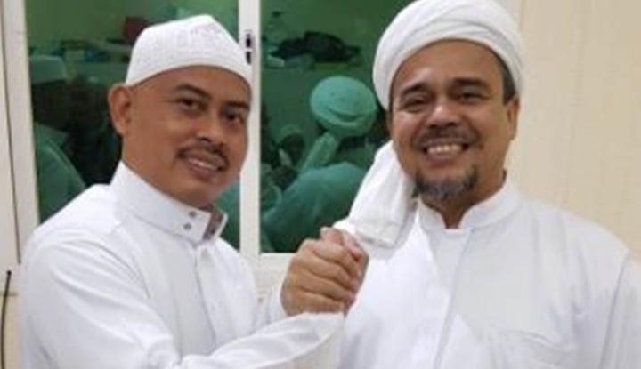 Foto Berita Habib Rizieq Ingin Pulang, Jika Indonesia....