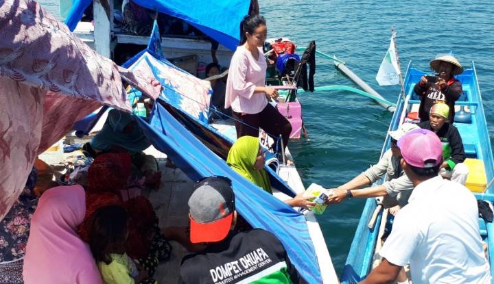 Dompet Dhuafa Kirimkan Tim DMC untuk Pengungsi di Wilayah Sumbawa - Warta Ekonomi