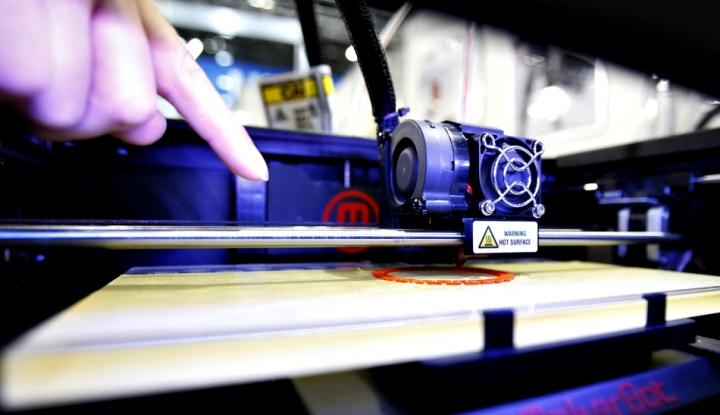 3D Printing, Teknologi Luar Angkasa Siap Membumi - Warta Ekonomi