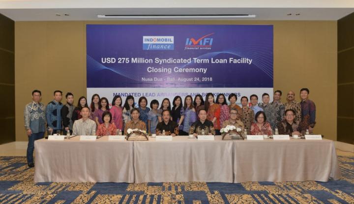 Foto Berita Indomobil Finance Indonesia Umumkan Keputusan Surat Edaran Direksi