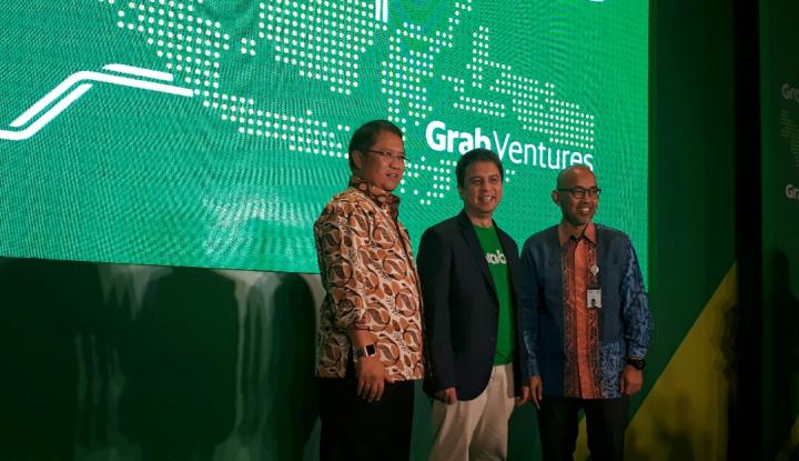 Foto Berita Dukung Realisasi 1.000 Startup, Grab Luncurkan Modal Ventura Rp3 Triliun