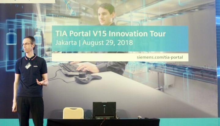 Siemens Bantu Manufaktur Indonesia Transformasi Industri 4.0 - Warta Ekonomi