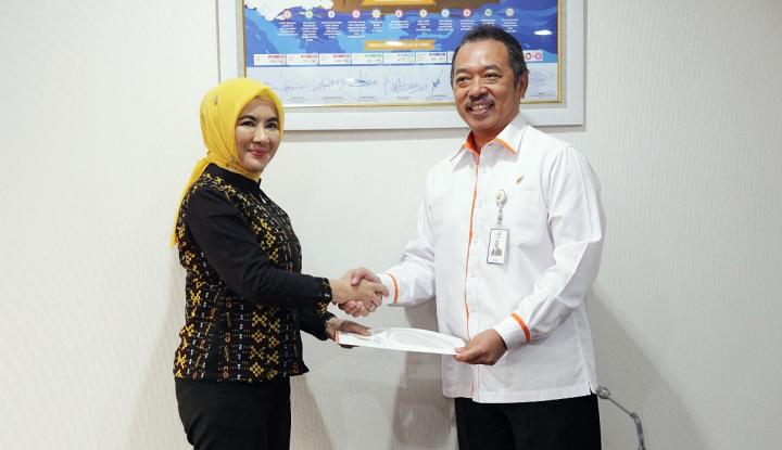 Foto Berita Nicke Widyawati Resmi Jadi Dirut Pertamina