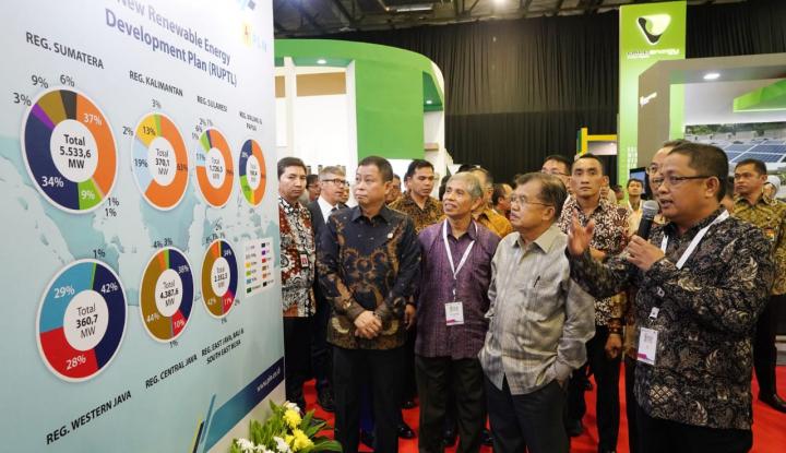Foto Berita PLN Kejar Target EBT 23% Sampai 2025