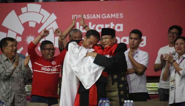 Sebaiknya Jokowi Telepon Prabowo Duluan - Warta Ekonomi