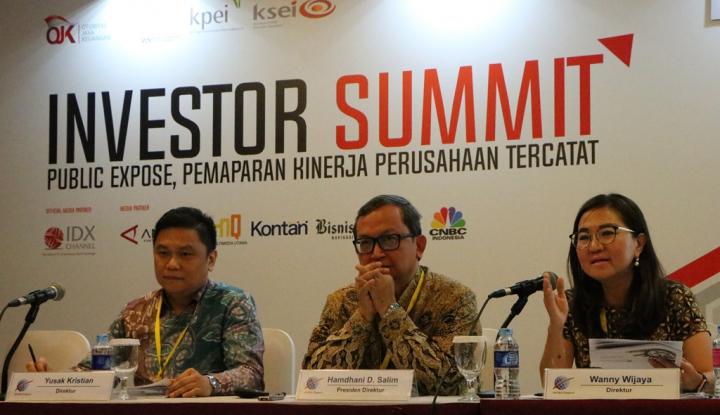 Foto Berita Semester I-2018, Pendapatan Bersih Astra Otoparts Naik 14,6%