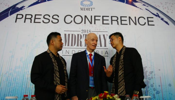 Foto Berita Wah, Asuransi Asia Tenggara Jadi Contoh Asuransi Global