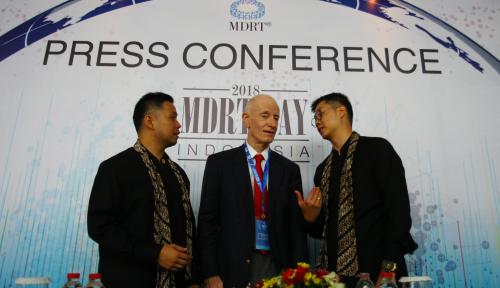 Foto Wah, Asuransi Asia Tenggara Jadi Contoh Asuransi Global
