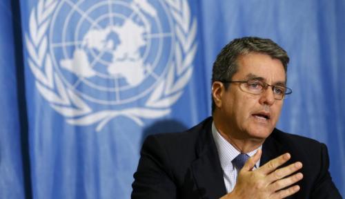 Foto Chief WTO: Semua Negara Akan Kalah dalam Perang Dagang
