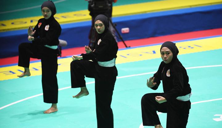 Foto Berita Iran Protes Adanya Pencak Silat di Asian Games 2018, Ini Alasannya