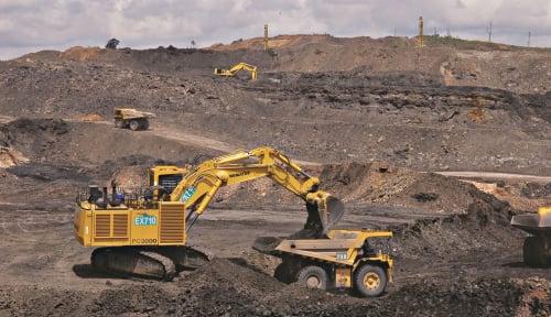 Foto Cita Mineral Akan Lakukan Investasi Alat Berat