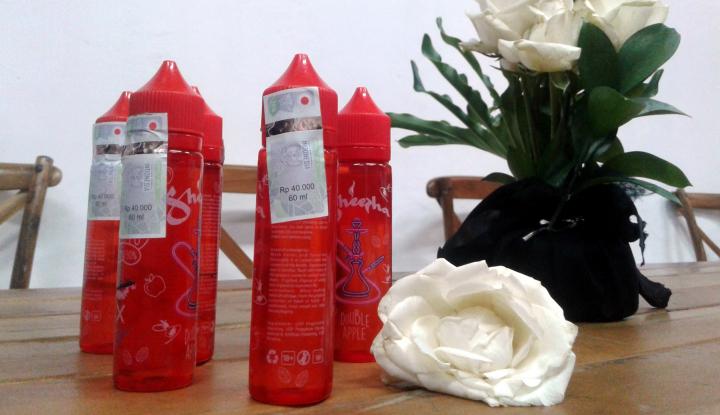 Foto Berita Industri Liquid Vape Tingkatkan 400% Lapangan Kerja