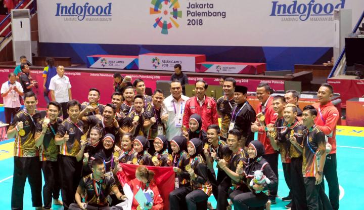 Foto Berita Ahli BNPT Nilai Asian Games Sebagai Pereda Situasi Politik Jelang Pilpres