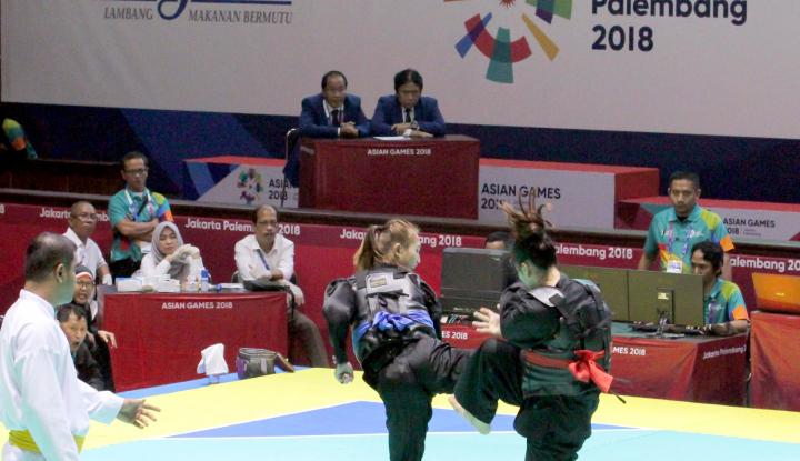 Foto Berita Jadi Lumbung Emas, KOI Ingin Pencak Silat Jadi Cabor Tetap Asian Games