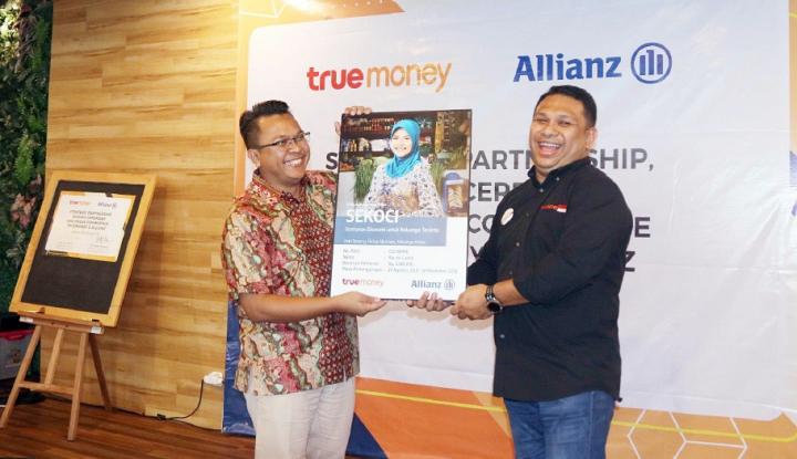 Foto Berita TrueMoney Luncurkan Produk Asuransi Jiwa Mikro SEKOCI