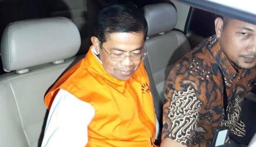 Foto Idrus Marham Sempat Mengelak saat Ditanya Keterlibatan Novanto di PLTU Riau-1