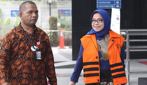 Foto Kotjo Beberkan Peran Eni Maulani di Kasus PLTU Riau-1, Novanto Juga Disebut?