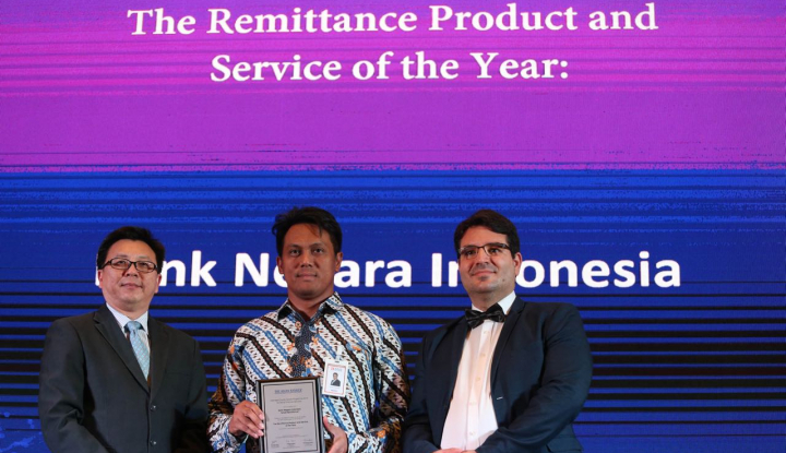 Foto Berita BNI Raih Penghargaan The Asian Banker Excellence in Retail Financial Service Awards
