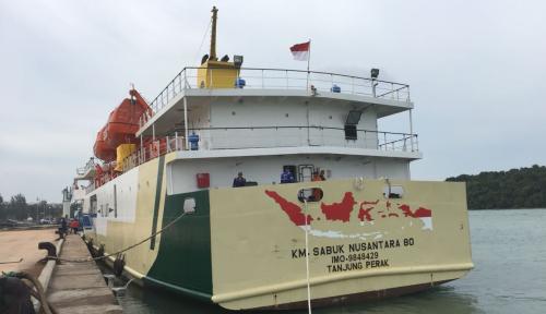 Foto LSM Bilang Kapal Pelni