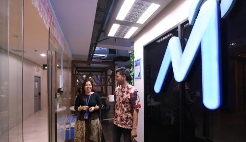 Foto Bidik Pasar Large Enterprise, Performa Bisnis Mbiz Meningkat Signifikan di 2018