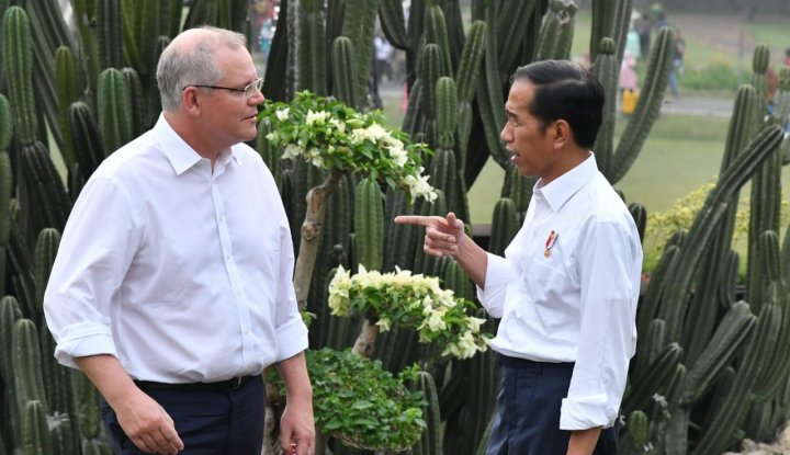 Foto Berita Australia Pertanyakan Bagaimana Dana Bantuannya Digunakan di Indonesia