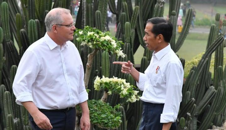 Foto Berita Perjanjian Perdagangan Bebas Australia-Indonesia Ditunda, Relokasi Kedutaan ke Yerusalem Jadi Pemicu
