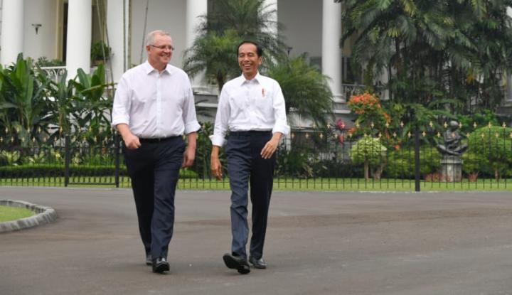 Foto Berita Tak Hanya Indonesia, Badan Intelijen Australia Beri Peringatan Soal Kebijakan Scott Morrison