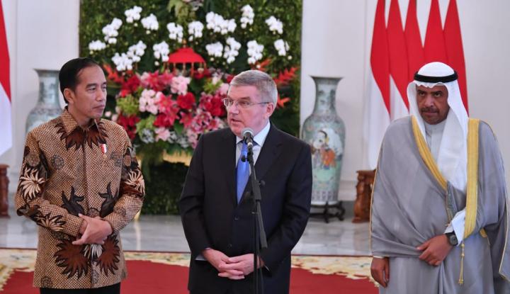 Foto Berita Mesir Harapkan Kunjungan Balasan dari Jokowi