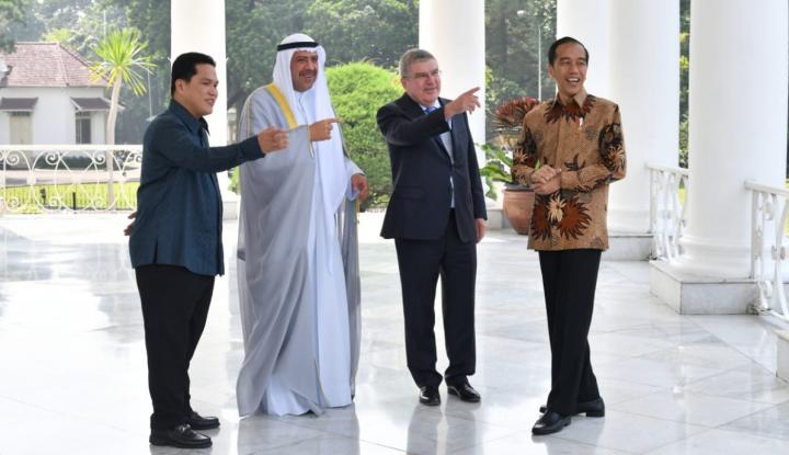 Foto Berita Erick Thohir Ketua TKN, Pengamat: Jokowi-Ma'ruf Seperti AS, Prabowo-Sandi Ibarat Irak