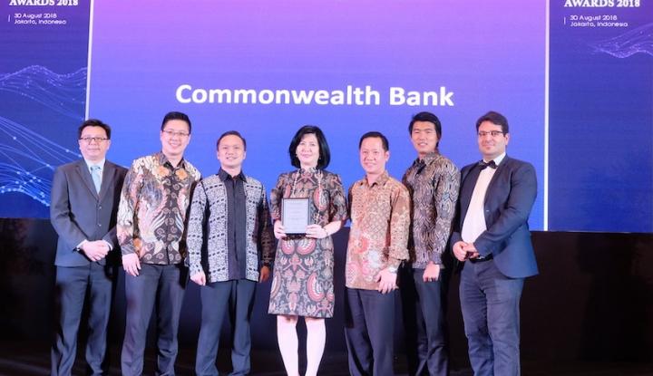 Foto Berita Tahun Ini, Bank Commonwealth Raih 4 Penghargaan Internasional