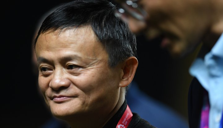 Foto Berita Muncul Setelah Lama 'Hilang', Lokasi Keberadaan Jack Ma Masih Jadi Misteri