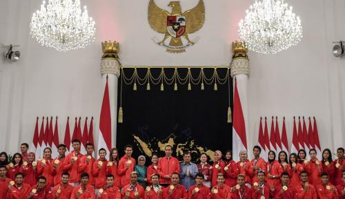 Foto Asian Games Kerek Penjualan Eceran Tumbuh 6,1%