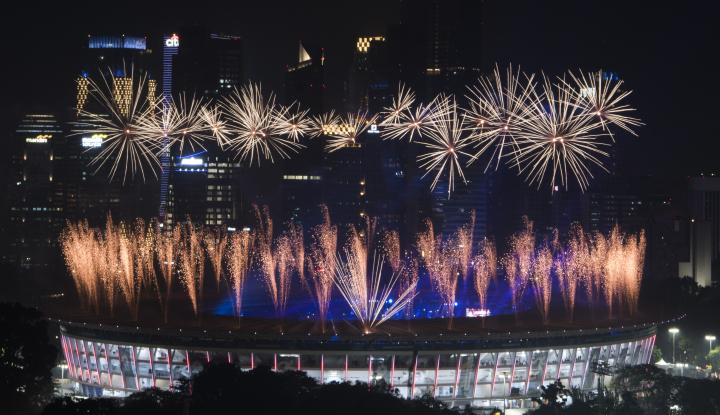 Foto Berita Harga Tiket Pembukaan Asian Para Games Tembus Rp2,5 Juta